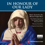 In Honour of our Lady