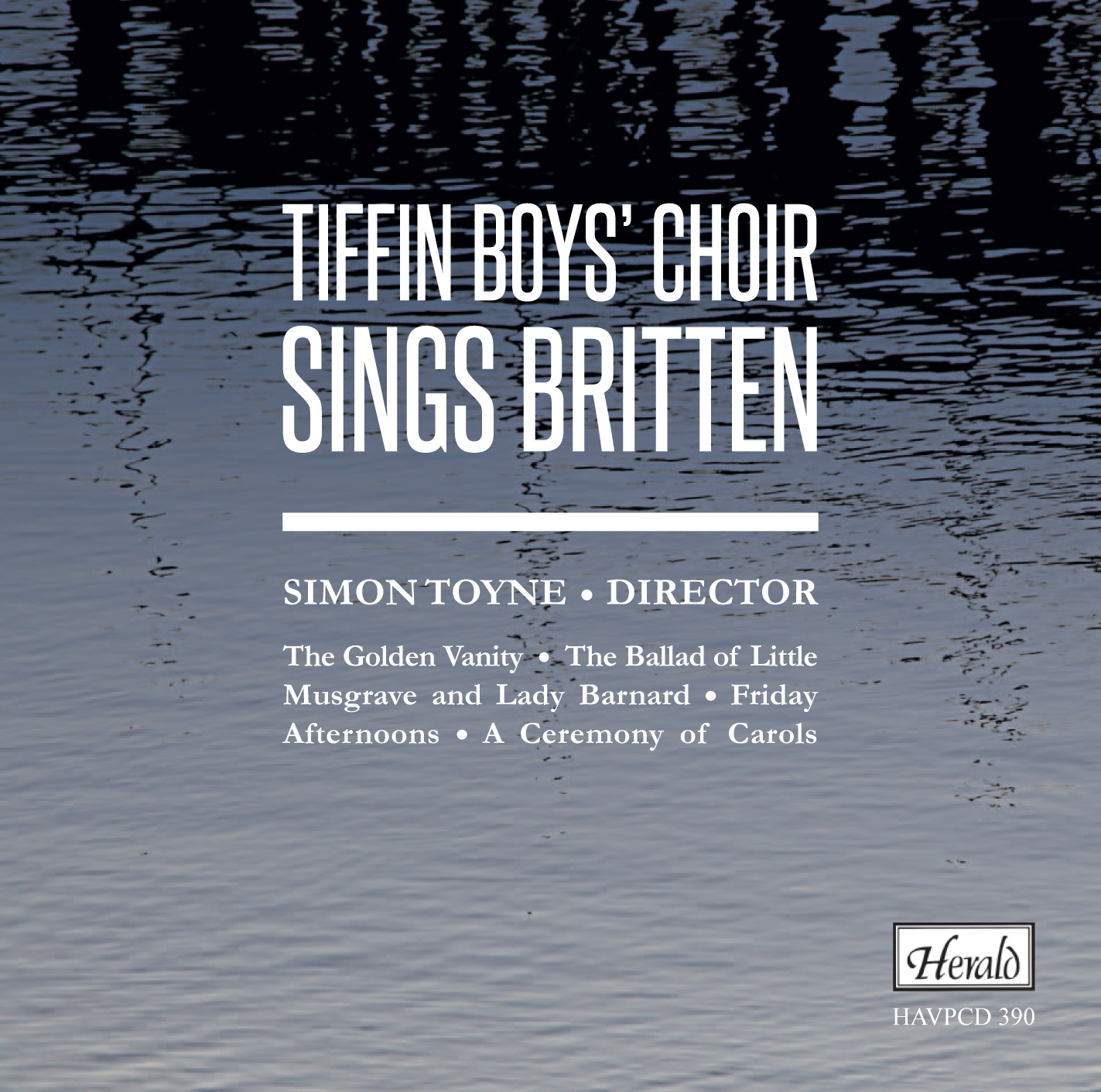 Tiffin Boys' Choir Sings Britten