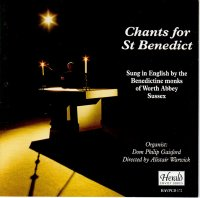 Chants for St Benedict