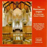 The Marcussen Organ