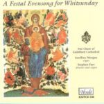 A Festal Evensong for Whitsunday