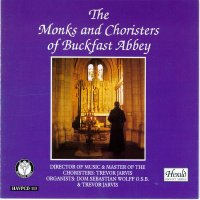 HAVPCD113 - The Monks and Choristers of Buckfast Abbey
