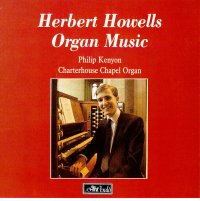 HAVPCD115 - Herbert Howells Organ Music