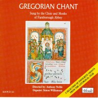 HAVPCD122 - Gregorian Chant Favouite chants from the liturgical year