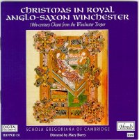 HAVPCD151 - Christmas in Royal Anglo-Saxon Winchester 10th-century Chant from the Winchester Troper