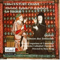 HAVPCD168 - Abelard: Hymns and Sequences for Heloise