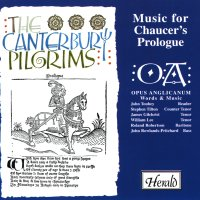 HAVPCD236 - The Canterbury Pilgrims Music for Chaucer's Prologue